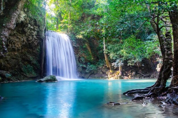 تعبیر خواب آبشار , dalpari.com