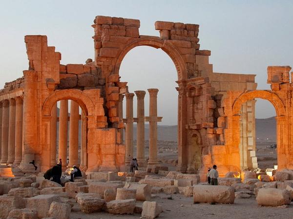 تعبیر خواب آثار باستانی , dalpari.com