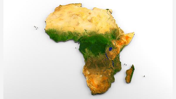 تعبیر خواب آفریقا , dalpari.com