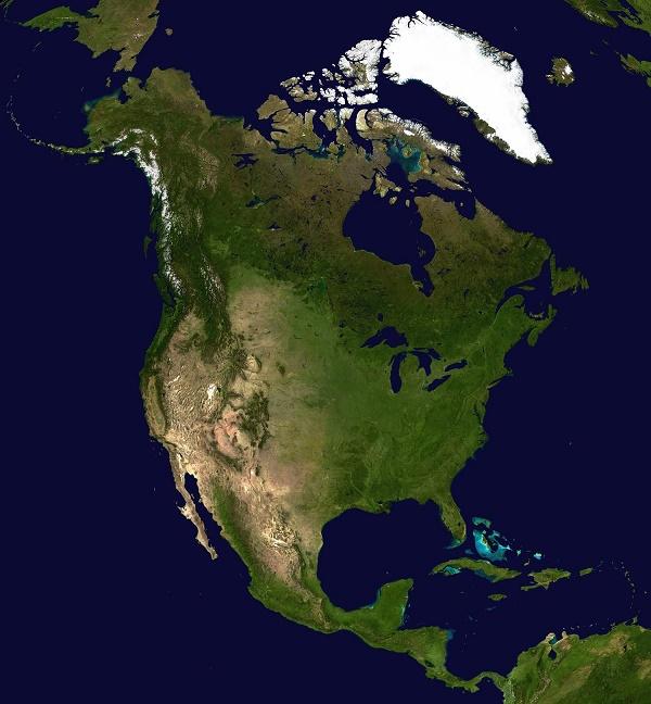 تعبیر خواب آمریکای شمالی , dalpari.com